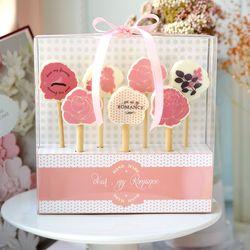 핑크로맨스 초콜릿 만들기 set