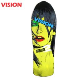 [VISION] AGGRESSOR 2 BLACK CRUISER DECK 30.5