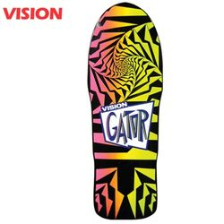 [VISION] GATOR 2 FADED CRUISER DECK 29.75