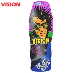 [VISION] ORIGINAL PSYCHO STICK BLUE CRUISER DECK