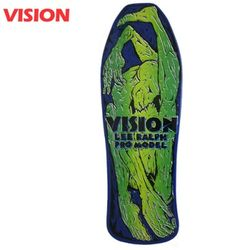 [VISION] LEE RALPH PRO BLUE CRUISER DECK 33.75