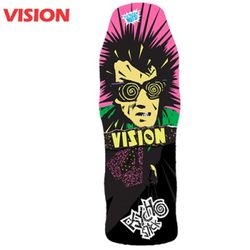 [VISION] ORIGINAL PSYCHO STICK BLACK CRUISER DECK
