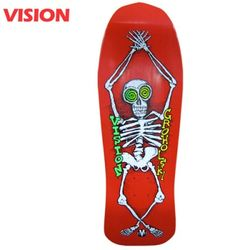 [VISION] TOM GROHOLSKI SKELETON RED CRUISER DECK30