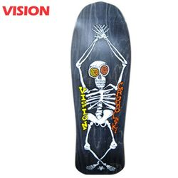 TOM GROHOLSKI SKELETON BLACK CRUISER DECK 30