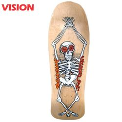 TOM GROHOLSKI SKELETON NATURAL CRUISER DECK 30