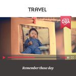 Remember those day - 여행영상