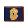 Bifold Wallets Animal - Golden Retriever Head