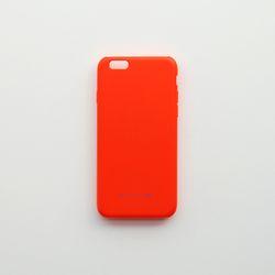 elevenplus-iPhone 6 Color Case-Neon Orange