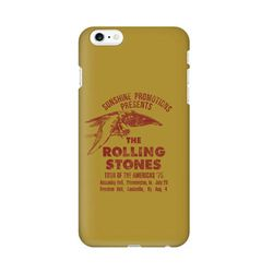 [THE ROLLING STONES] IPHON6 CASE TOUR OF AMERICAS