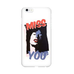 [THE ROLLING STONES] IPHON6 CASE MISS YOU