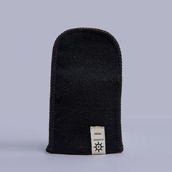 샤워 타월 장갑 (블랙)