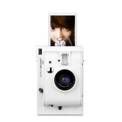 로모인스턴트 카메라 -   White
