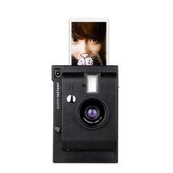 로모인스턴트 카메라 - Black