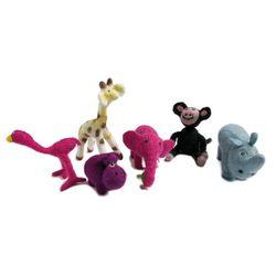 Animals Mini - 1 sets of 6 pcs