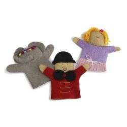 Hand Puppets Circus
