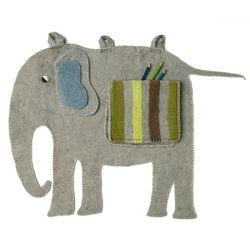 Wall Hanger Elephant