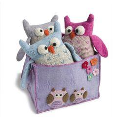 Basket Owls