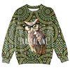 DM.fractal owl