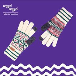 위글위글 스마트폰 터치 장갑 touch gloves (SG-012)