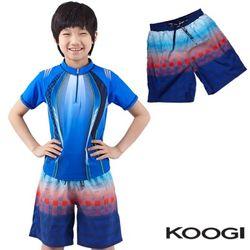 [안전인증미등록] 쿠기 남아 주니어 수영복 KB-H659