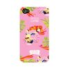 Leopard Pink for iPhone 4 4s [�÷���ƿ]