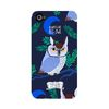Big Owl Navy for iPhone 4 4s [�÷���ƿ]