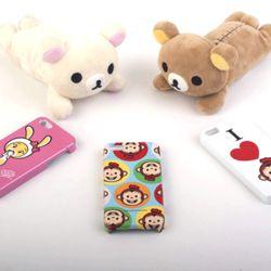아이폰5S 코코몽 카드 수납 미러 케이스