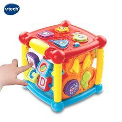 vtech 브이텍 러닝 액티비티 큐브 V150500