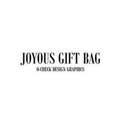 JOYOUS GIFT BAG