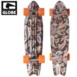23 BANTAM ST GRAPHIC X PAISLEY X MINI PL CRUISER