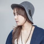 Yours a bird Wool Hat Gray