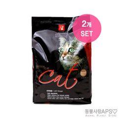 캣츠아이 키튼앤캣 헤어볼 13.5kg (7kg x2개)