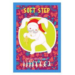 일러스트 포스터-soft step