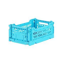 아이카사 폴딩박스 S turquoise