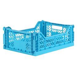 아이카사 폴딩박스 M turquoise