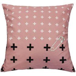 Cushion cross-pink(쿠션커버 크로스-핑크)