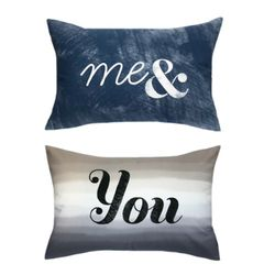 Bed Cushion-Me&You