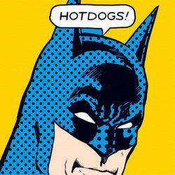 워너브라더스 DIY그림그리기 배트맨 - HOT DOGS