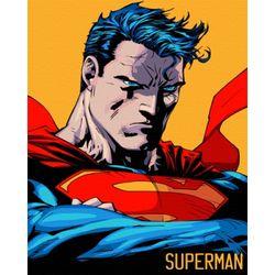 워너브라더스 DIY그림그리기 슈퍼맨 - 핸섬(40X50)