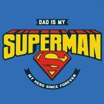 [WB DIY 그림그리기] 슈퍼맨 - Dad is my superman
