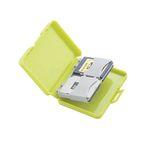 SD Micro SD 카드 케이스 (플라스틱 타입) CMC-SDCPP