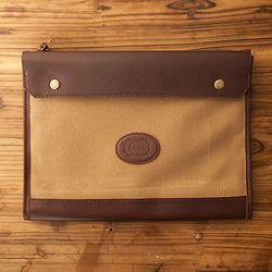 7445 Bifold Tablet Pouch WC (+Strap)