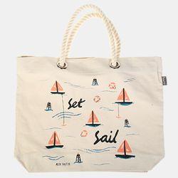 [Talented] SET SAIL BEACH BAG