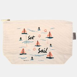 [Talented] SET SAIL ZIP PURSE