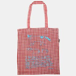 [Talented] PICNIC WITH BOBBY FLAT TOTE