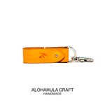 ALOHAHULA belt loop key holder(tan)