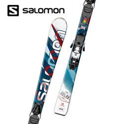 살로몬 1415 RELAX 스키 L10바인딩 올마운틴