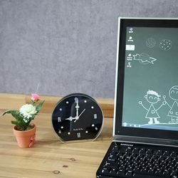 데일리데코 모던 탁상 시계