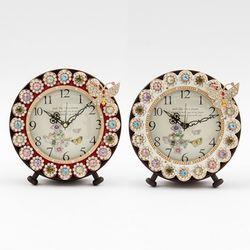 데일리데코 방울방울 탁상 시계