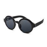 soprano 04 black glossy sunglasses